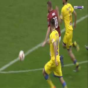 Gianluigi Donnarumma penalty save against Frosinone 50'