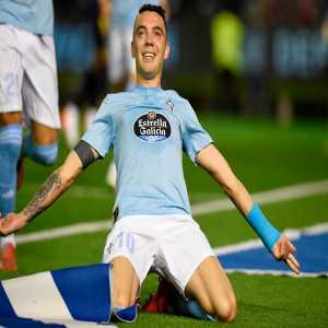Iago Aspas Is the Second Spanish Player to Score 20+ Goals In Consecutive LaLiga Seasons In the 21st Century, After David Villa (2008/09 & 2009/10)