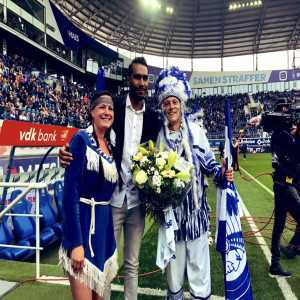 KAA Gent thank their Brazilian midfielder Renato Neto, who will leave the club after six years