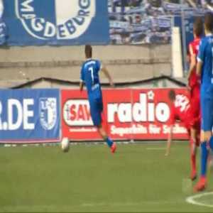 Magdeburg [1]-1 FC Koln - Felix Lohkemper 53'