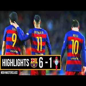 Messi Suarez Neymar Circus Football
