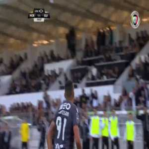 Moreirense 1-[1] Vitoria Guimaraes - Davidson 20'