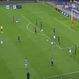 Napoli 1-0 Inter - P. Zieliński 16'