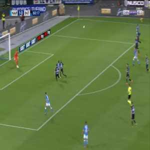Napoli 2-0 Inter - Dries Mertens 61'