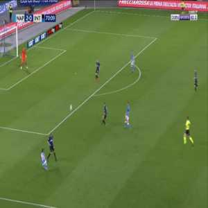 Napoli 3-0 Inter - Fabian Ruiz 71'
