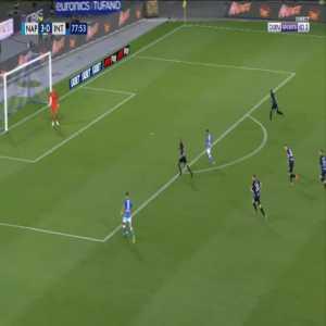 Napoli 4-0 Inter - Fabian Ruiz 78'