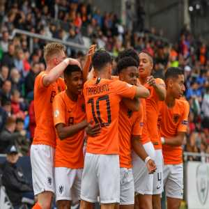 Netherlands are the U17 Euro Champions after beating Italy with 4-2 in the final!