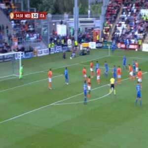 Netherlands U17 3-[1] Italy U17 - Lorenzo Colombo 55'