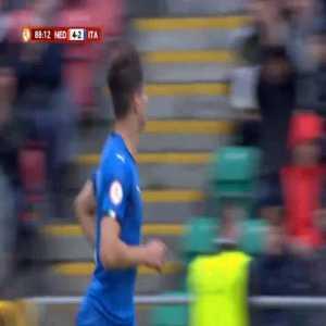 Netherlands U17 4-[2] Italy U17 - Lorenzo Colombo 89'