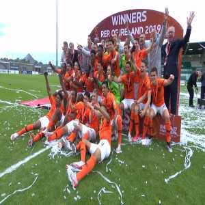 Netherlands win the U-17 Euro Championship by defeating Italy 4-2