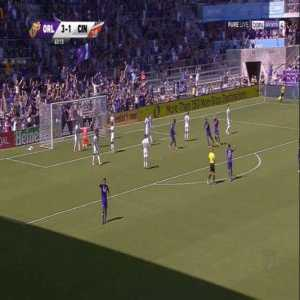 Orlando City [4]-1 Cincinnati - Tesho Akindele 64'