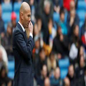 """Zidane: """"We have no excuses, but I am convinced that we are going to come out of this."""""""