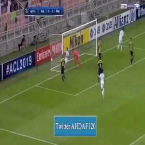 Al-Ahli (KSA) [1] - 0 Pakhtakor Tashkent (Uzbekistan) — Omar Al-Somah 69' — (Asian Champions League)