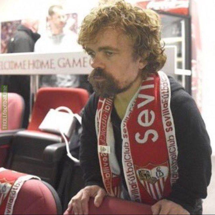 BREAKING: AnTyrion Griezmannister joins Sevilla.