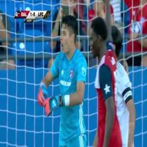 FC Dallas 1 vs 1 Los Angeles Football Club - Full Highlights & Goals