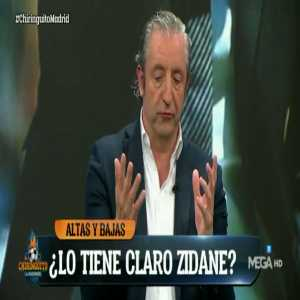 [Jpedrerol] If Real Madrid receive a suitable offer for Modric, Lucas or Bale, they'll be allowed to leave the club.