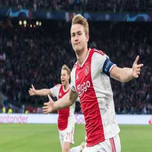 LATEST ON DE LIGT: Three clubs in the short list. Ajax will not auction him as they will be happy with €60-70. His future depends only on him. Barcelona the club that pays the least but hope other things will convince him — style, Messi, de Jong etc.