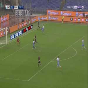 Lazio 1-[2] Bologna - Mattia Destro 51'