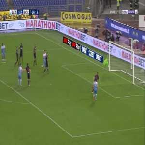 Lazio [2]-2 Bologna - Bastos 59'