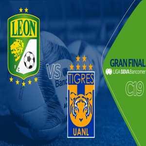 Liga MX Final is set: León vs. Tigres