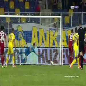 MKE Ankaragücü 3 vs 1 DG Sivasspor - Full Highlights & Goals