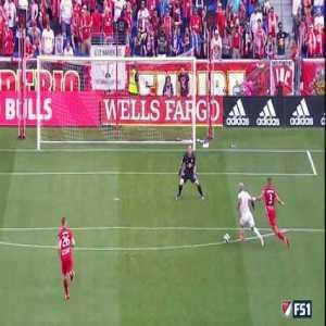 New York Red Bulls 1 vs 0 Atlanta United - Full Highlights & Goals