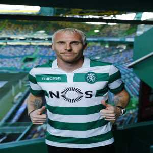 Jérémy Mathieu has re-signed with Sporting CP until 2020