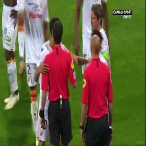 M. Maletić Goal - Paris FC 1 vs 1 RC Lens