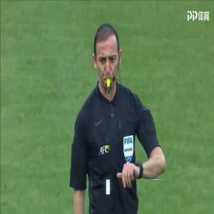 Oscar (Shanghai SIPG) goal vs Ulsan Hyundai (AFC Champions League)