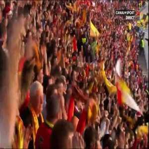 Paris FC 1 vs 1 RC Lens - Full Highlights & Goals