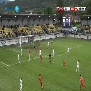 Slovakia U18 2-[2] England U18 - J'Neil Bennett 53'