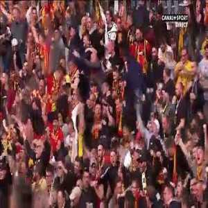 T. Ambrose Goal - Paris FC 0 vs 1 RC Lens
