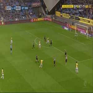 Vitesse 2-0 Groningen [3-2 on agg.] - Tim Matavz 28'