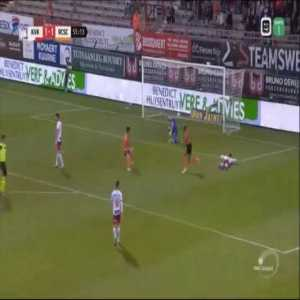 Courtrai 1-[2] Charleroi - Victor Osimhen 56'