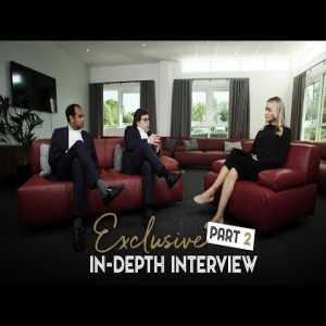 Exclusive in-depth interview with Vinai Venkatesham & Raul Sanllehi | Part 2 of 2