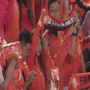 Fellaini (Shandong Luneng) goal vs Kashima Antlers (AFC Champions League)