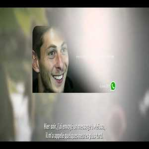 "L'Equipe publish audio recording of Sala's opinion on his transfer and his ""disgust"" of FC Nantes chairman from two weeks before his death [Translation in comment]"