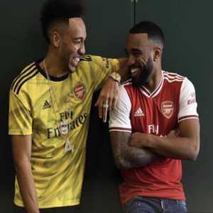 New Arsenal 2019/2020 shirts