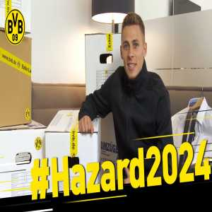 OFFICIAL: Thorgan Hazard moves to Borussia Dortmund.