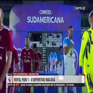 Royal Pari 1 vs 0 Deportivo Macará - Full Highlights & Goals