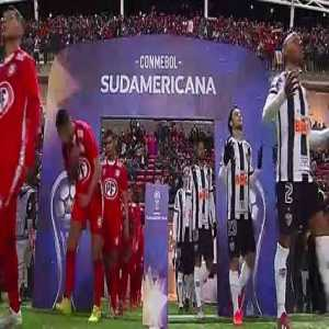 Unión La Calera 1 vs 0 Atlético Mineiro - Full Highlights & Goals