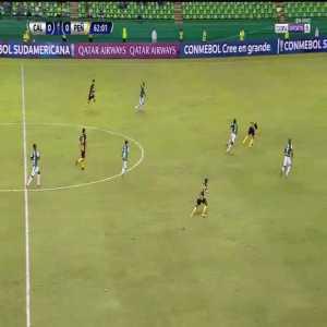 Deportivo Cali 0-1 Peñarol - Gastón Rodriguez 63' | CONMEBOL Sudamericana