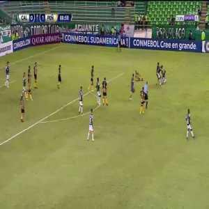 Deportivo Cali [1]-1 Peñarol - Carlos Rodriguez 90'   CONMEBOL Sudamericana