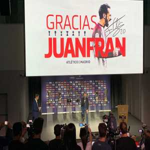 Juanfran part ways with Atletico Madrid