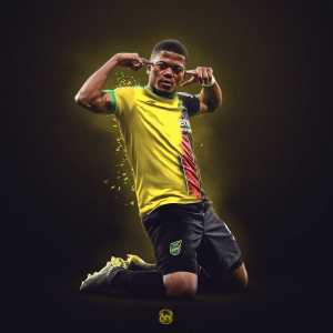 """Leon Bailey on Twitter - """"I promise to wear the colors of green, black and gold with honor, pride and dignity"""" after Jamaica call up for next month's CONCACAF Gold Cup"""