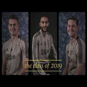 Ajax honors the class of 2019 with a beautiful video.