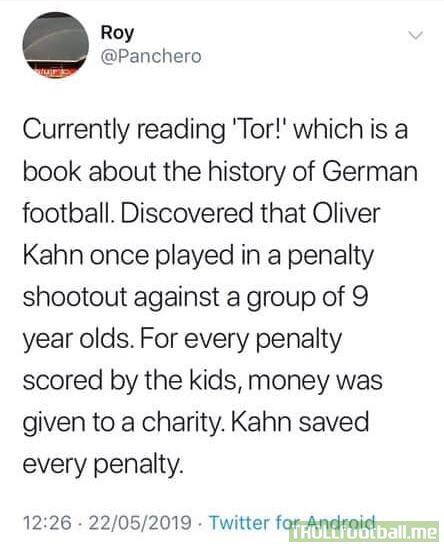 Charitable Kahn