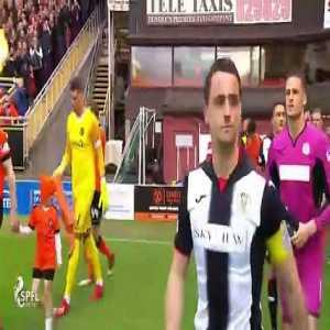 Dundee Utd 0 vs 0 St. Mirren - Full Highlights & Goals