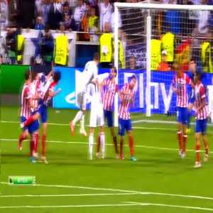 Five years ago today, Sergio Ramos scored this goal and led Real Madrid to La Decima!