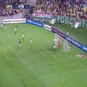 Fluminense 4 vs 1 Atlético Nacional - Full Highlights & Goals